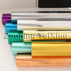 Coated Household Aluminum Foil