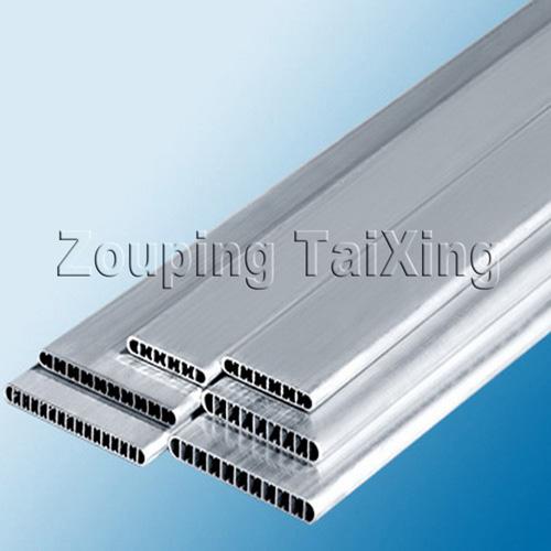 Hot Extrusion Cold Drawn Aluminum Pipe Perforated Aluminium Strip For Ppr Pipe
